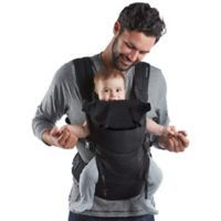 Kolcraft Contours Love 3-in-1 Baby Carrier in Black