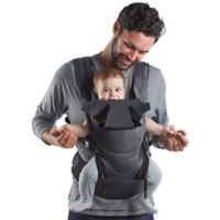 Kolcraft Contours Love 3-in-1 Baby Carrier in Charcoal