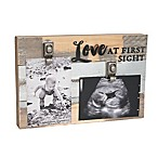 "Sweet Bird & Co. ""Love at First Sight"" 8-Inch x 12-Inch Clip Picture Frame"