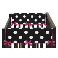 Sweet Jojo Designs Side Crib Rail Covers (Set of 2)