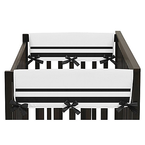 Sweet Jojo Design Hotel Collection Black And White Bedding