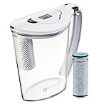 Brita® 10-Cup Stream Pitcher in White
