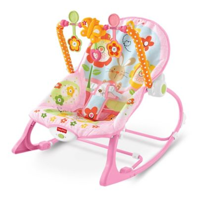 Genial Infant Seats U003e Fisher Price® Pink Bunny Infant To Toddler Rocker