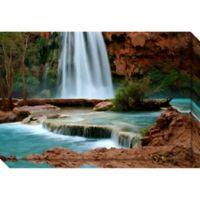 Sublime Havasu Falls Photographic Canvas Wall Art