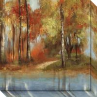 Indian Summer II Canvas Wall Art