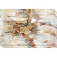 Silvia Vassileva Old Bridge Reminiscence Canvas Wall Art