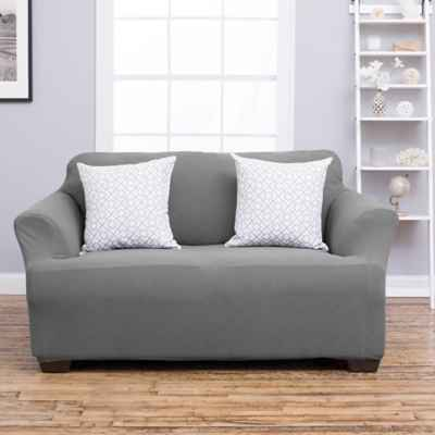 Cambria Heavyweight Loveseat Slipcover