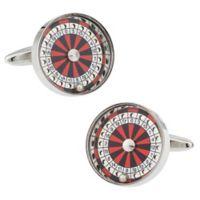 Roulette Wheel Cufflinks