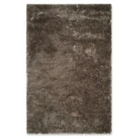 Safavieh Toronto 5-Foot x 8-Foot Shag Area Rug in Taupe