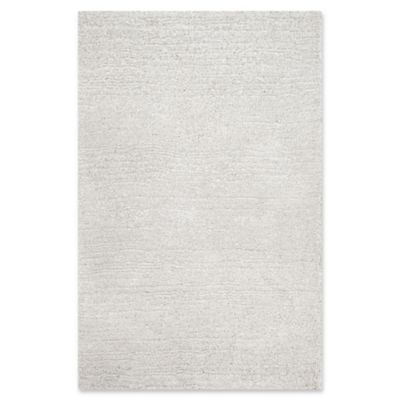 safavieh ultimate 5foot x 8foot shag area rug in silverivory quick view