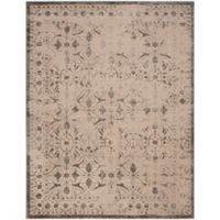 Safavieh Brilliance Coinage 8-Foot x 10-Foot Area Rug in Cream/Grey
