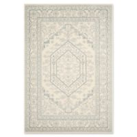Safavieh Adirondack Traditional Floral 5-Foot x 7-Foot 6-Inch Area Rug in Ivory