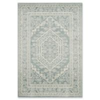 Safavieh Adirondack Traditional Floral 4-Foot x 6-Foot Accent Rug in Slate