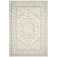 Safavieh Adirondack Traditional Floral 6-Foot x 9-Foot Area Rug in Ivory