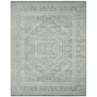 Safavieh Adirondack Traditional Floral 9-Foot x 12-Foot Area Rug in Slate