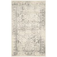 Safavieh Adirondack 2-Foot 6-Inch x 4-Foot Accent Rug in Silver