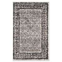 Safavieh Adirondack 2-Foot 6-Inch x 4-Foot Accent Rug in Ivory