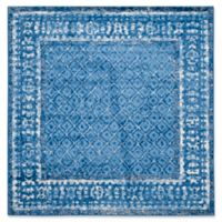 Safavieh Adirondack 4-Foot Square Accent Rug in Blue