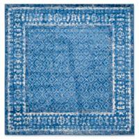 Safavieh Adirondack 6-Foot Square Area Rug in Blue