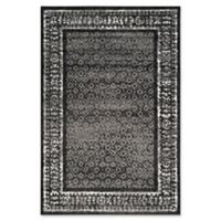 Safavieh Adirondack 5-Foot 1-Inch x 7-Foot 6-Inch Area Rug in Black