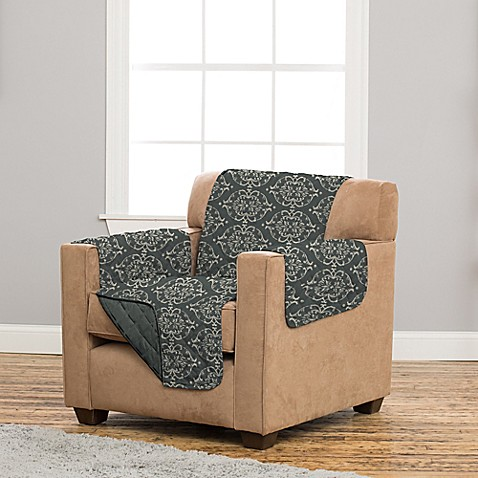 Great Bay Home Kingston Chair Protector Bed Bath Amp Beyond