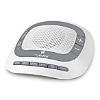 HoMedics® MyBaby Portable SoundSpa in White