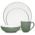 Noritake® Colorwave Coupe 4-Piece Place Setting in Green