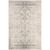Safavieh Monaco Timeo 4-Foot x 5-Foot 7-Inch Area Rug in Grey Multi