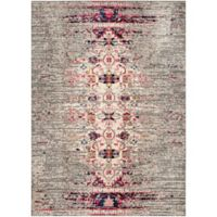 Safavieh Monaco Timeo 10-Foot x 14-Foot Area Rug in Grey/Ivory