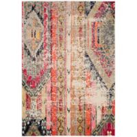 Safavieh Monaco Nayva 3-Foot x 5-Foot Area Rug in Light Grey