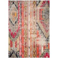 Safavieh Monaco Nayva 10-Foot x 14 Foot Area Rug in Light Grey