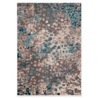 Safavieh Monaco Watercolor 5-Foot 1 -Inch x 7-Foot 7-Inch Area Rug in Grey/Light Blue