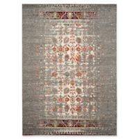 Safavieh Monaco Abstract 5-Foot 1-Inch x 7-Foot 7-Inch Area Rug in Ivory/Grey