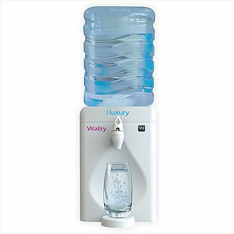 little luxury vitality replacement water filter in white bed bath beyond. Black Bedroom Furniture Sets. Home Design Ideas