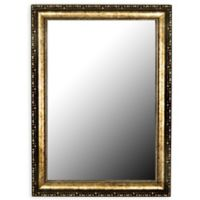 Hitchcock-Butterfield Tibetan Silver-Aged 27-Inch x 37-Inch Wall Mirror in Gold