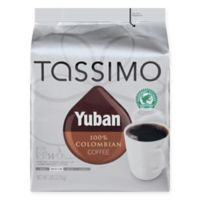 Yurban Columbian 16-Count Medium Roast Coffee T DISCs for Tassimo™ Beverage System