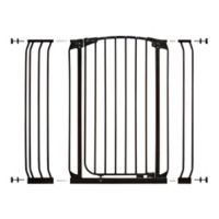 Dreambaby® Chelsea Extra Tall Auto-Close Gate in Black