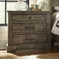 Meadow Nightstand in Weathered Gray