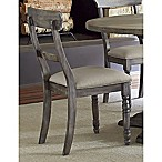 Progressive Furniture Muses Ladderback Chairs in Pepper (Set of 2)
