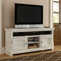 Willow 64-Inch Console in Distressed White