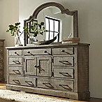 Meadow Dresser in Weathered Grey