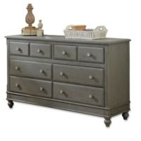 HIllsdale Kids and Teen Lake House 8-Drawer Double Dresser