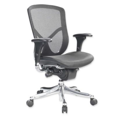 buy mesh seat office chair from bed bath beyond