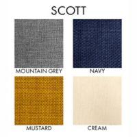 Kyle Schuneman for Apt2B Scott Collection Fabric Samples