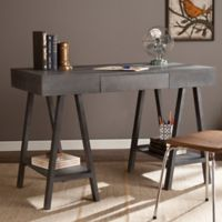 Southern Enterprises Alaska Desk in Grey
