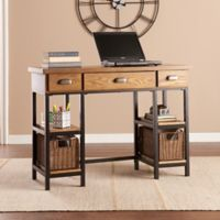 Southern Enterprises Mirada Desk in Natural