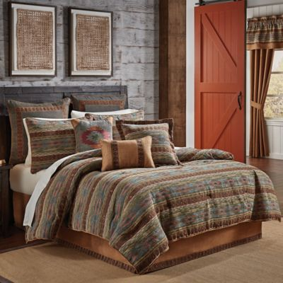 Blue And Brown Bedroom Set buy brown and blue comforter sets from bed bath & beyond