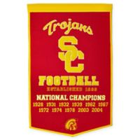 University of Southern California National Champions Dynasty Banner