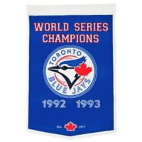Toronto Blue Jays World Series Championship Banner