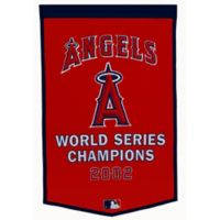 Los Angeles Angels World Series Championship Banner